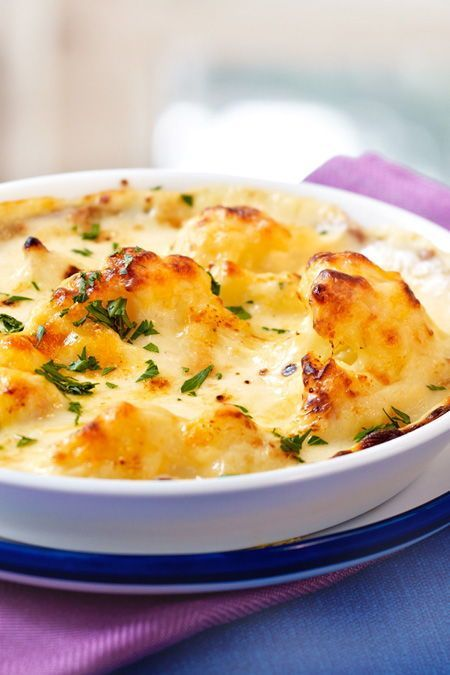 Photo of Cauliflower Gratin – The Best Recipe DELICIOUS