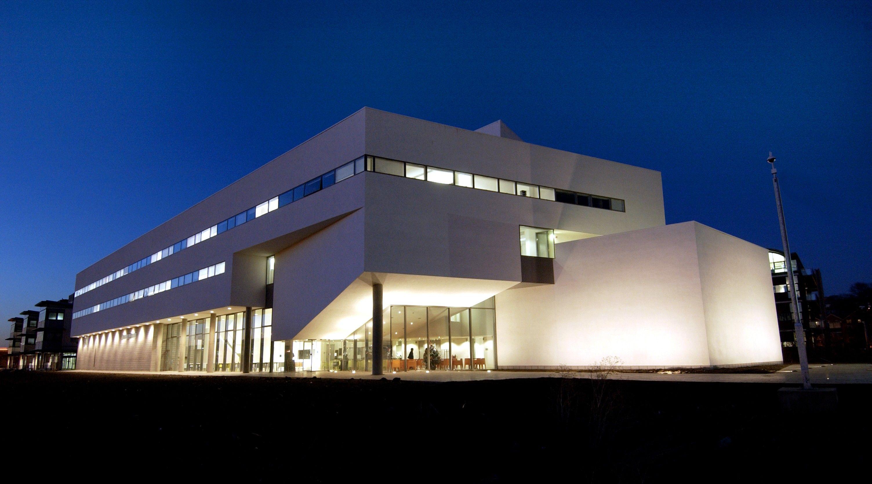 Gentil Architecture Building