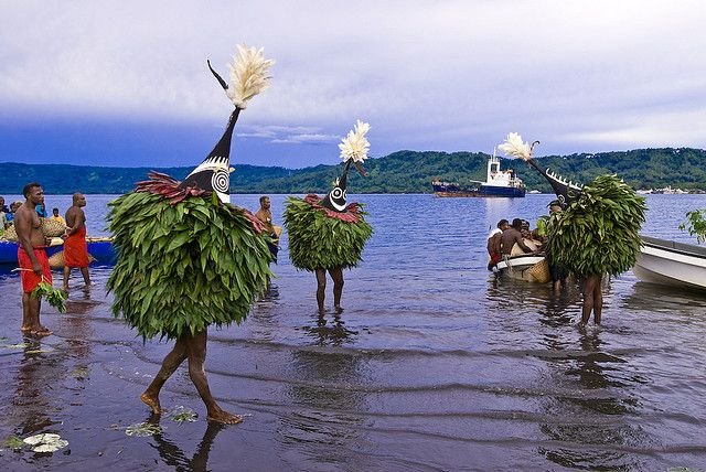 Masks Tolaï - Rabaul 3 | by philippe.gigliotti