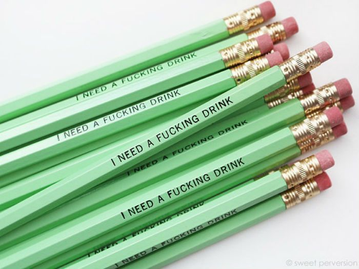 20 Delightful Pencils For Literally Every Occasion
