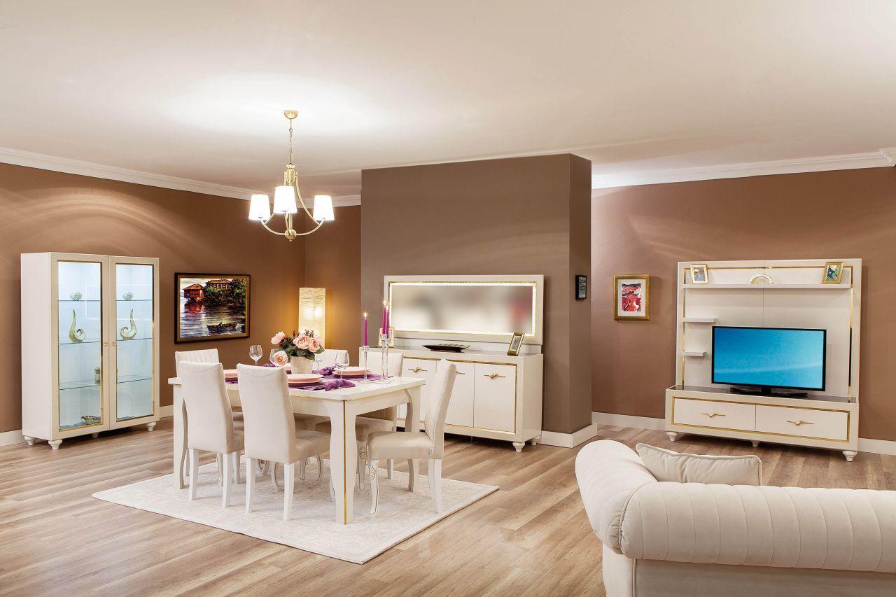 Zenn Yemek Odasi Takimi Modalife Mobilya Panel Mobilya Yemek Odasi Mobilya Yemek