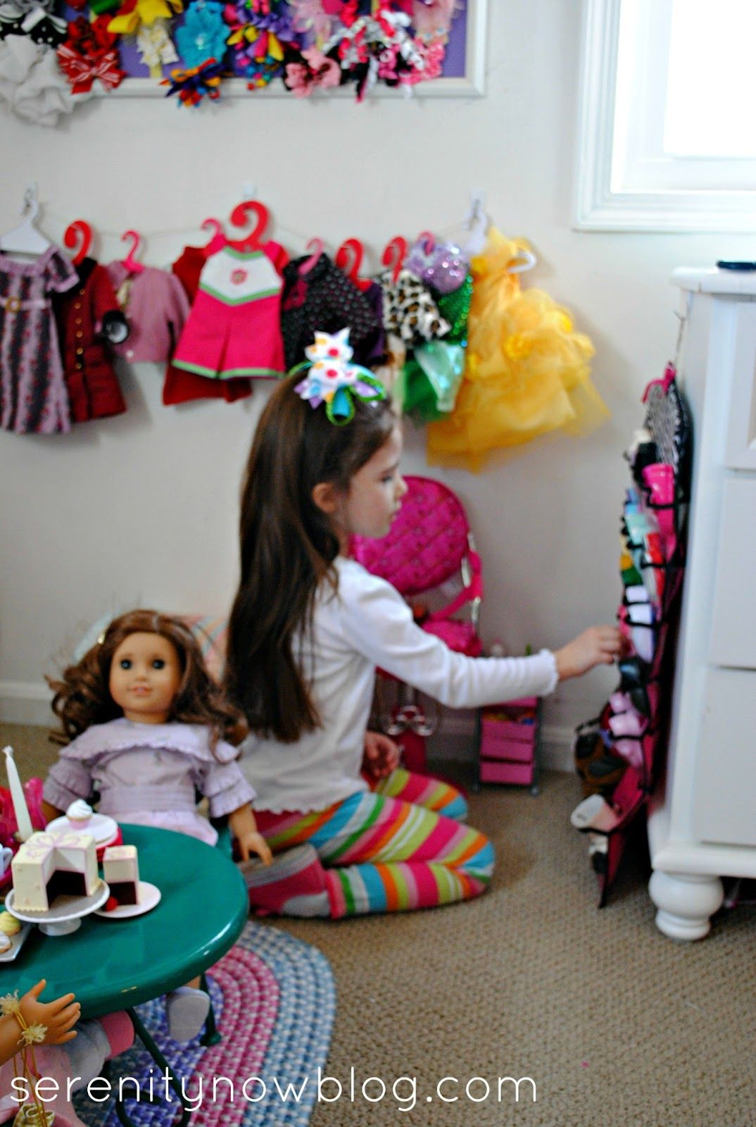 How To Organize And Store Doll Shoes And Accessories