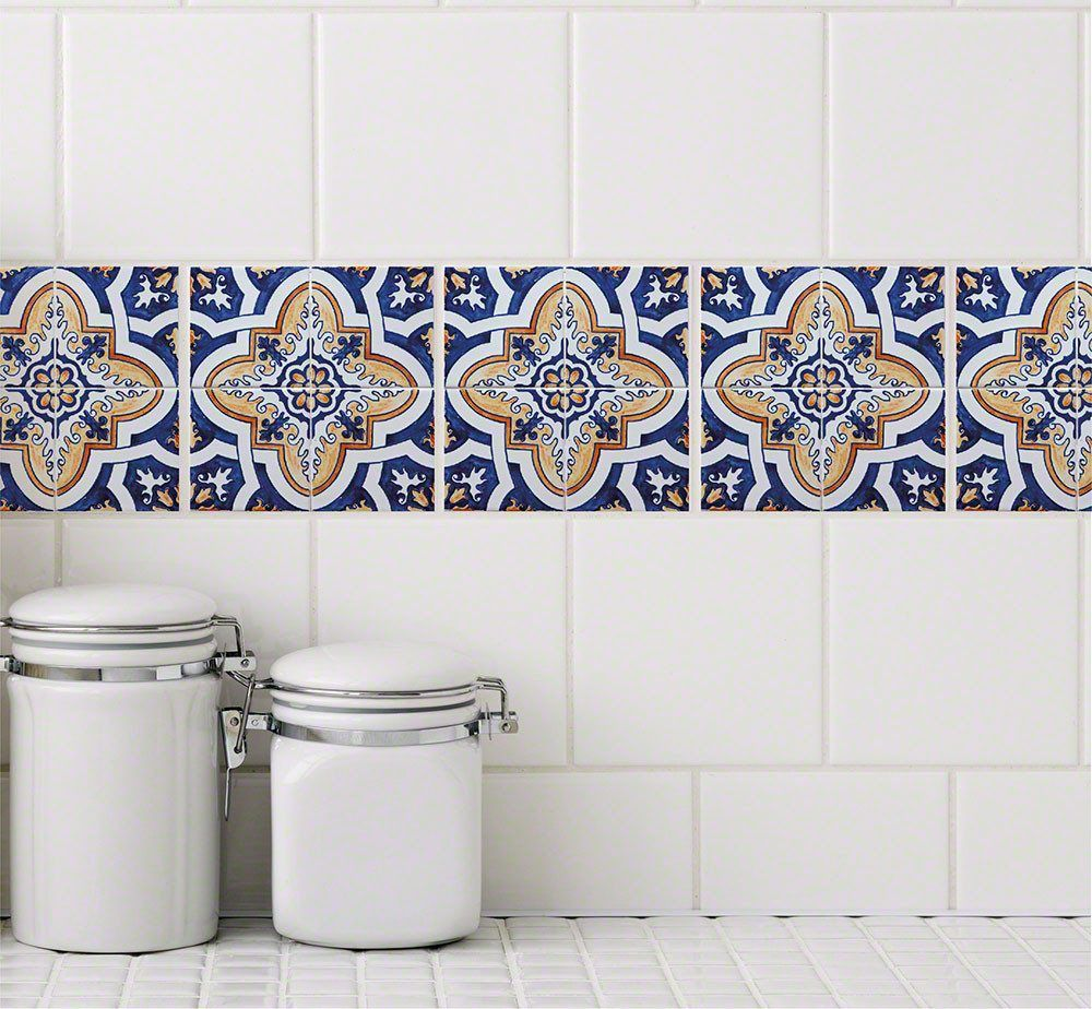 Casita Tile Decals | Spanish style, Spanish and Easy