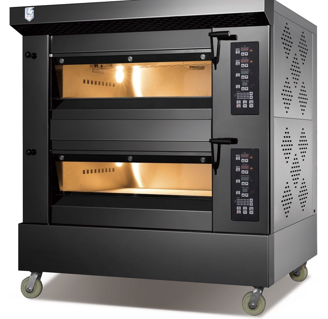 Deck Oven For China