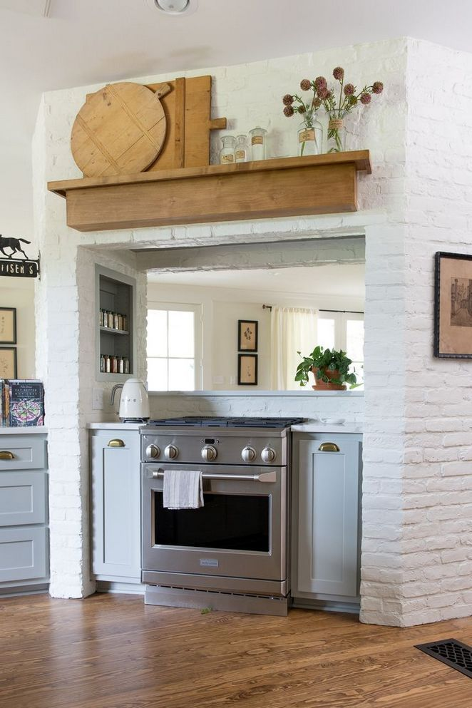 +33 The True Meaning of Farmhouse Kitchen Design Joanna ...