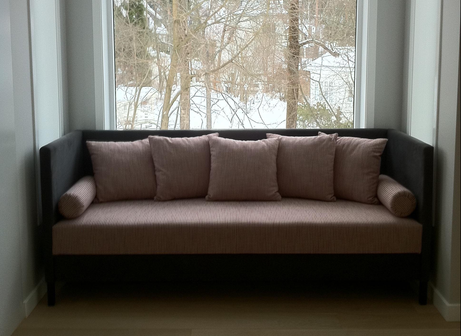 Line Sofabenk fra Brubakken Home