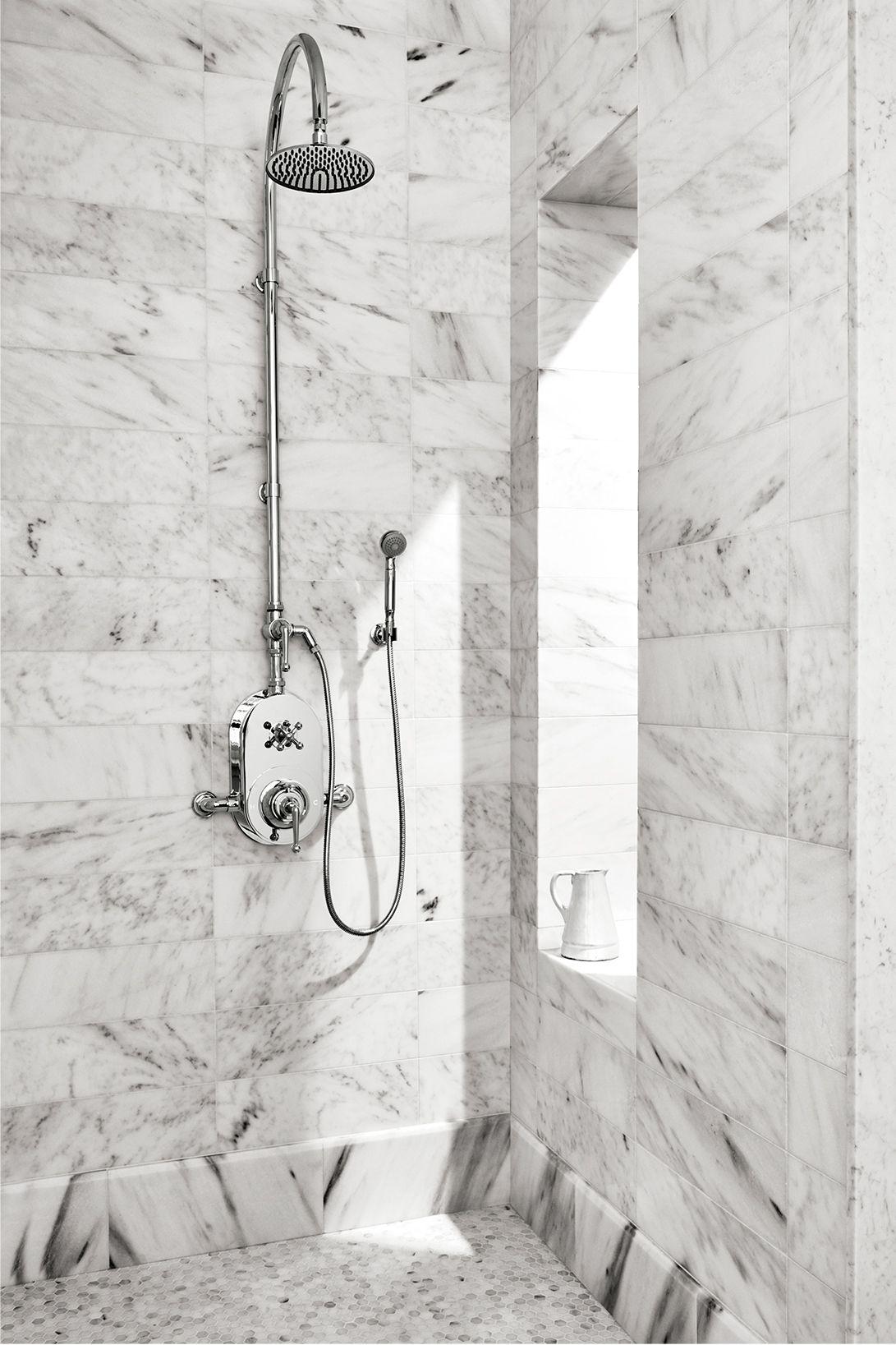 Keystone Stowe Base 6 X 18 Shower Systems Hand Shower Bathroom Sink Decor