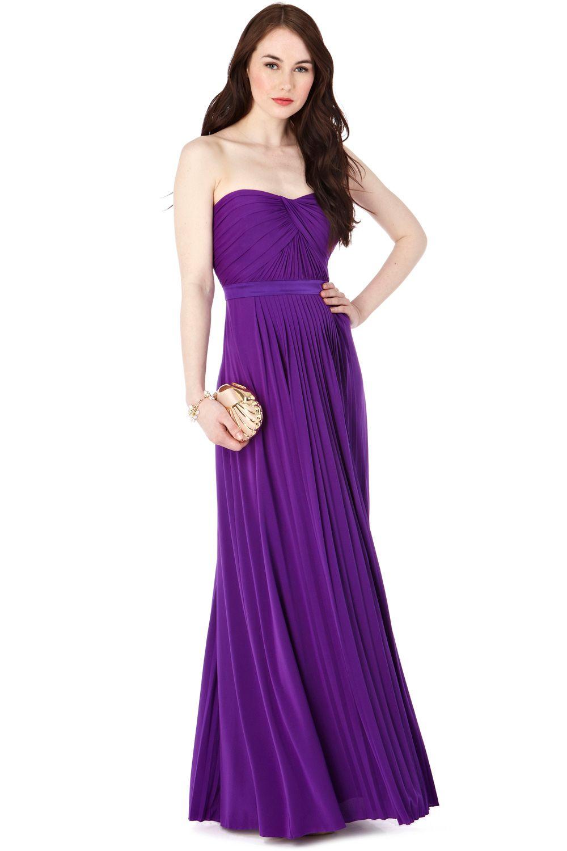 Bridesmaid Boutique   Purples Lilacs POLINA MAXI DRESS   Coast ...