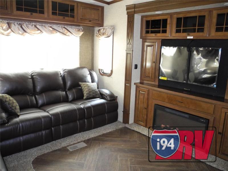 Heartland Gateway 3200rs Fifth Wheel Luxury 5th Wheel Rv Fireplace
