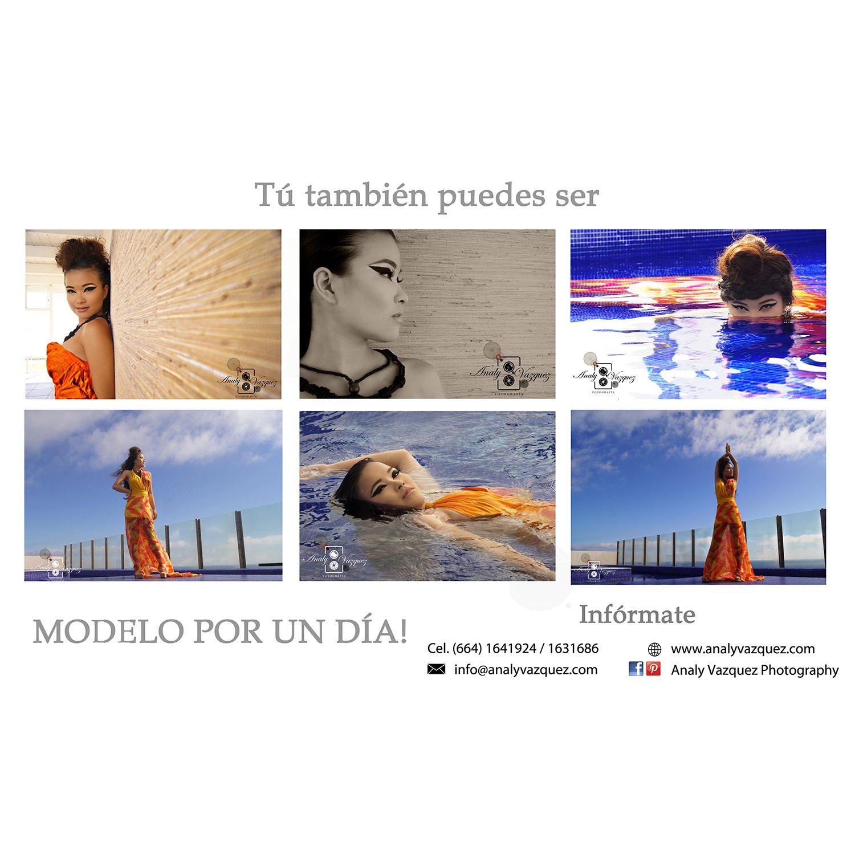 Analy Vázquez Fotógrafa oficial de XoloGirls segunda generación