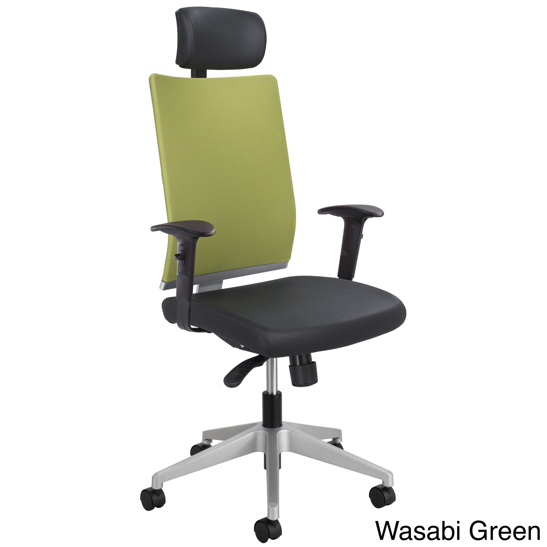 Safco Tez Manager Chair with Headrest