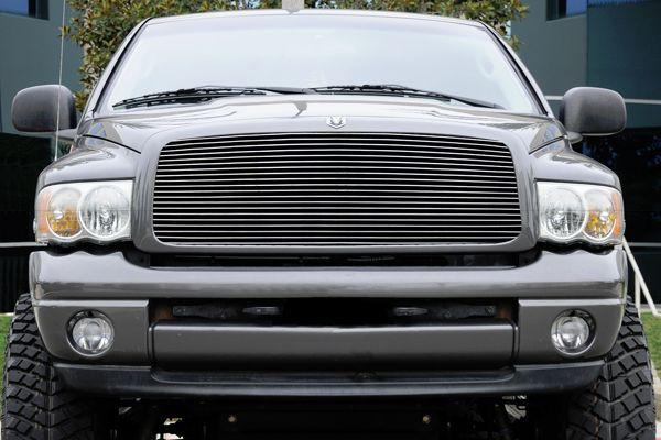 T Rex Horizontal Polished Billet Grille Insert Dodge Ram Dodge Dodge Ram 1500