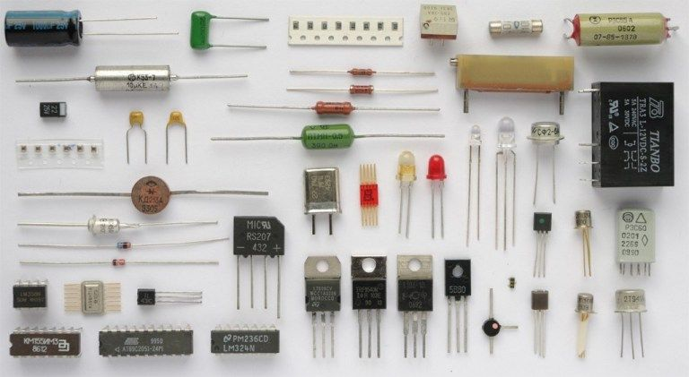 Http Www Electronicsandyou Com Basic Electronic Components Types Functions Symbols Html Diy Electronics Electronics Components Electronics Circuit
