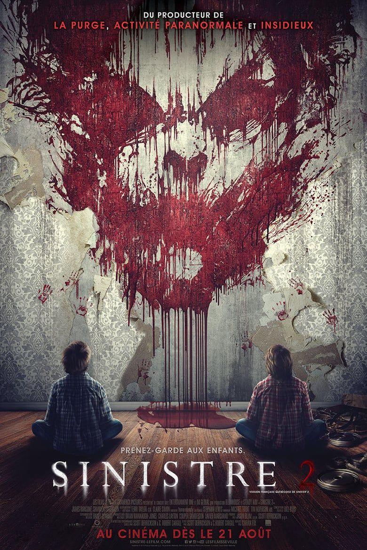 Ver Hd Online Sinister 2 P E L I C U L A Completa Espanol Latino Hd 1080p Ultrapeliculashd Sinister2 Horror Movies Scary Movies Horror Movie Posters