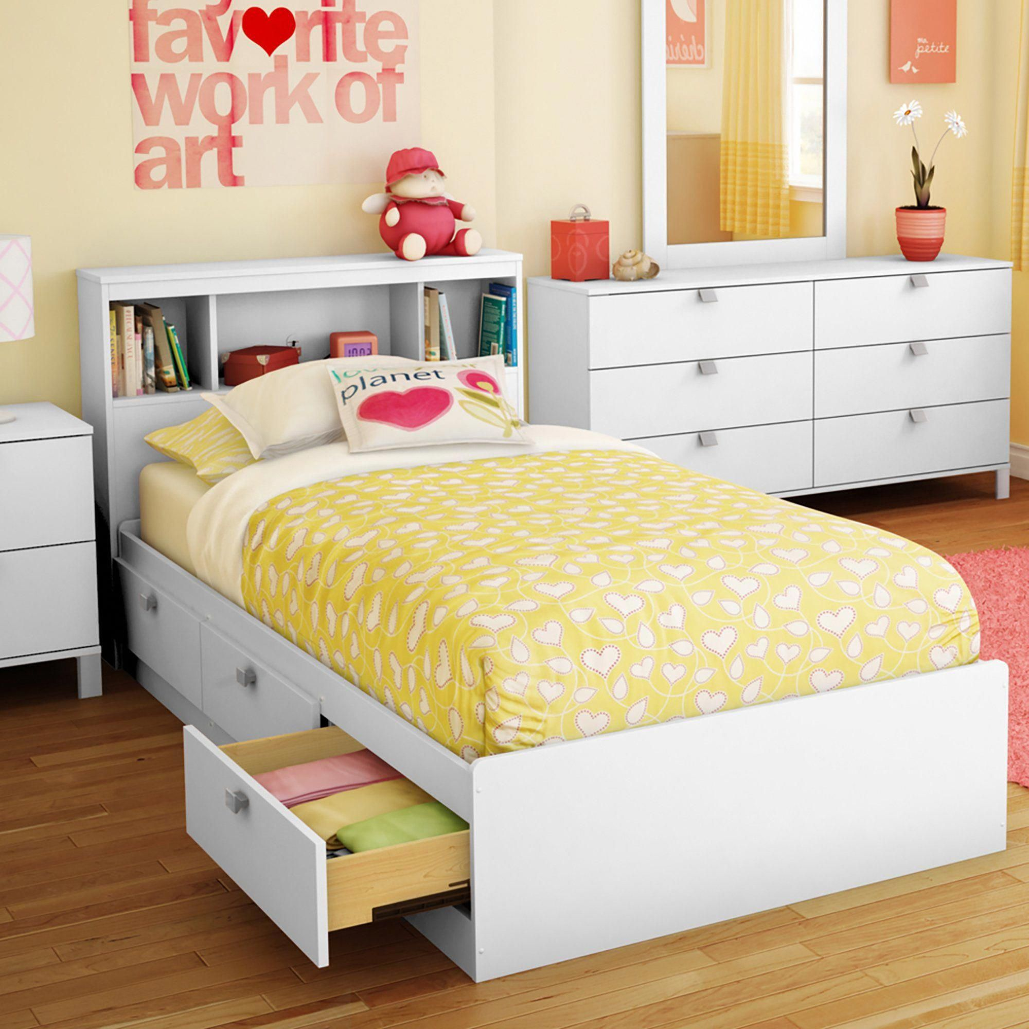 Spark Twin Mate's & Captain's Bed with Headboard