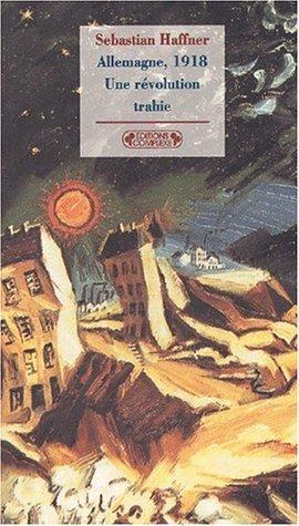 La révolution Allemande, Chagall, Kafka