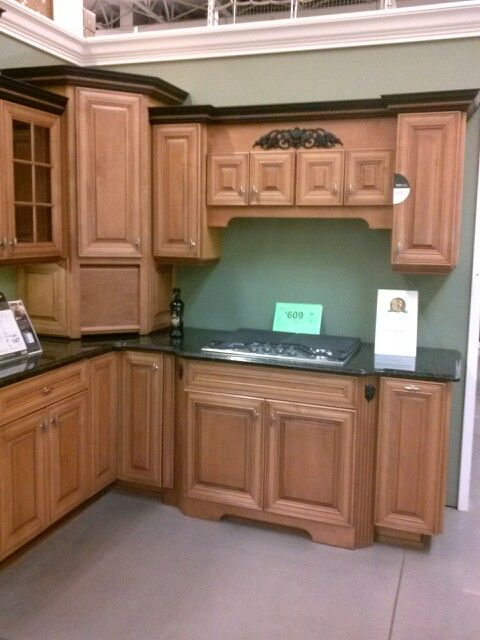 Thomasville Kitchen Maple Cabinets Style Camden Coffee Finish Extraordinary Kitchen Cabinets Home Depot Design Ideas