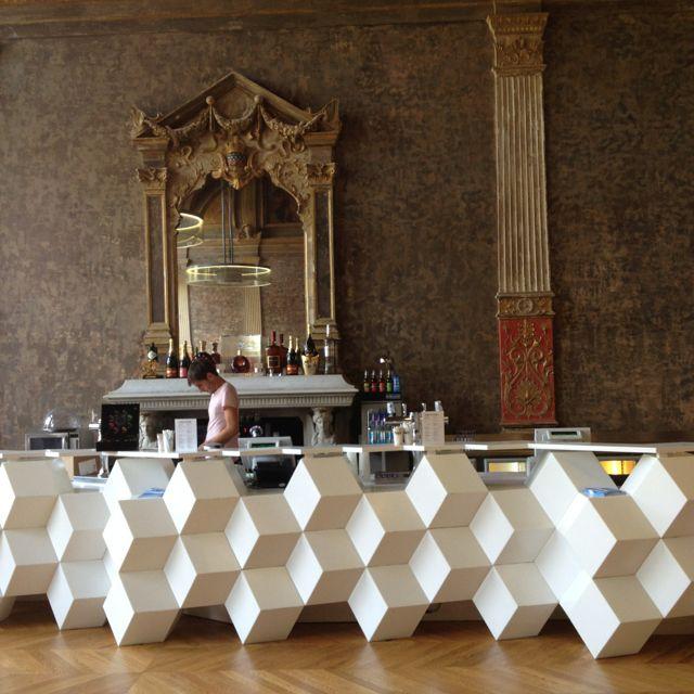 bar at gaite lyrique paris id es pour la maison pinterest gaiet bar et bar design. Black Bedroom Furniture Sets. Home Design Ideas