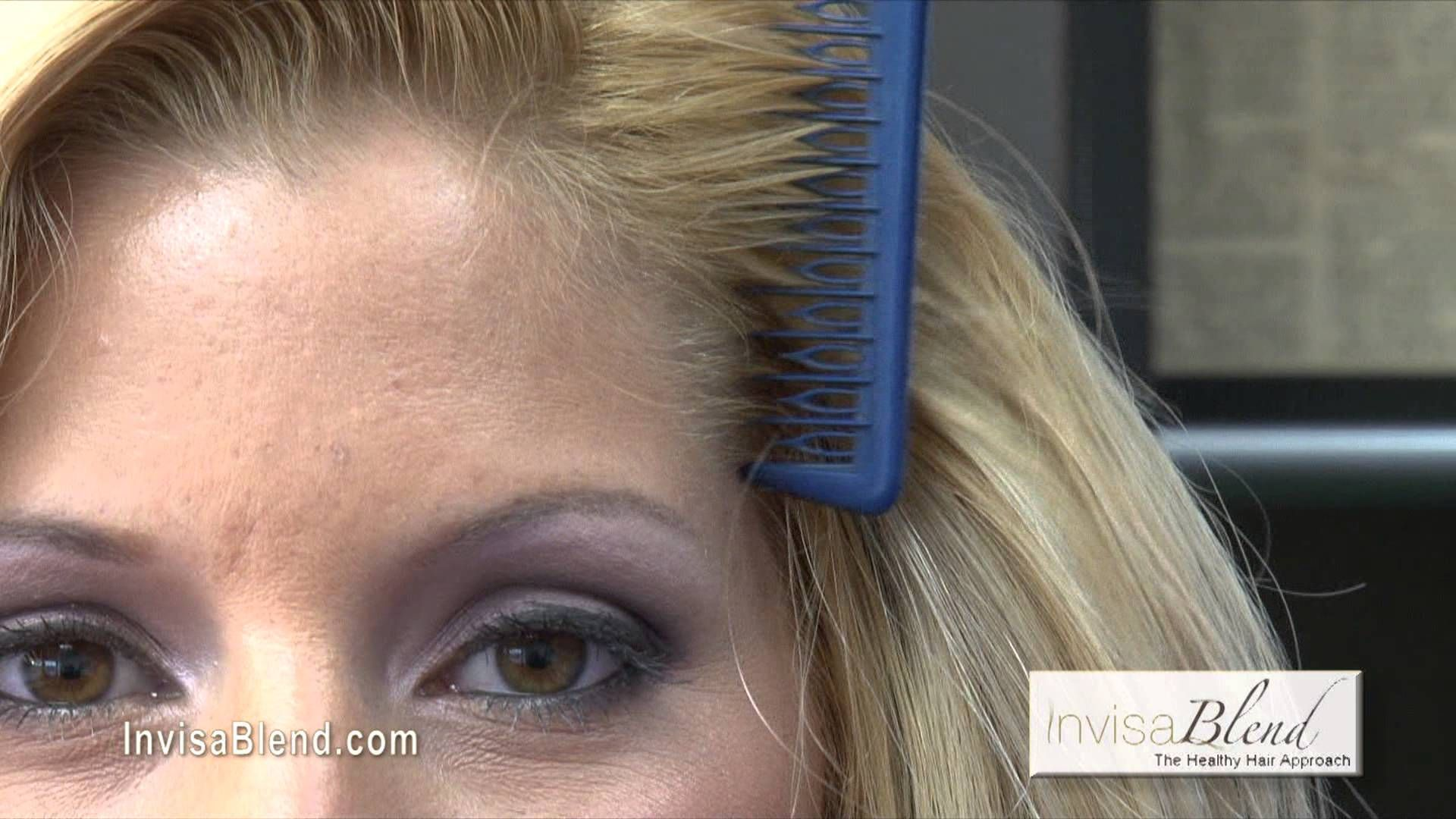 How Invisablend Works Hair Pinterest Hair Extensions