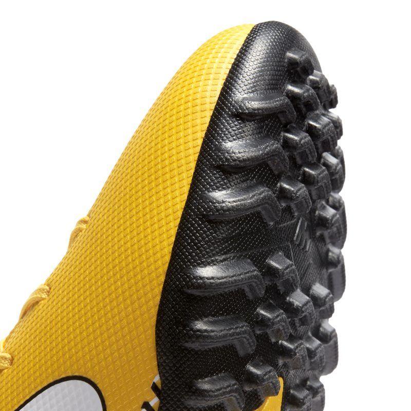 ed207f66f2a Nike Jr. Mercurial Superfly VI Academy Neymar Jr. Younger Older Kids Turf  Football Shoe - Yellow