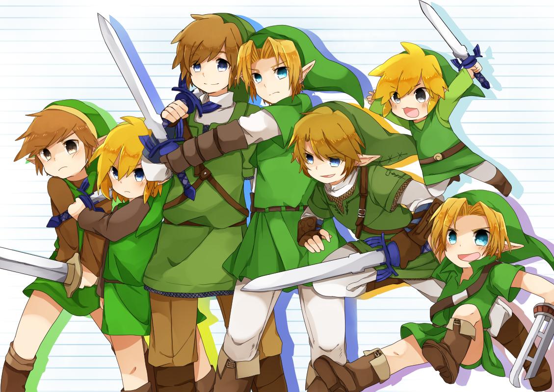 Bunch of Link's!