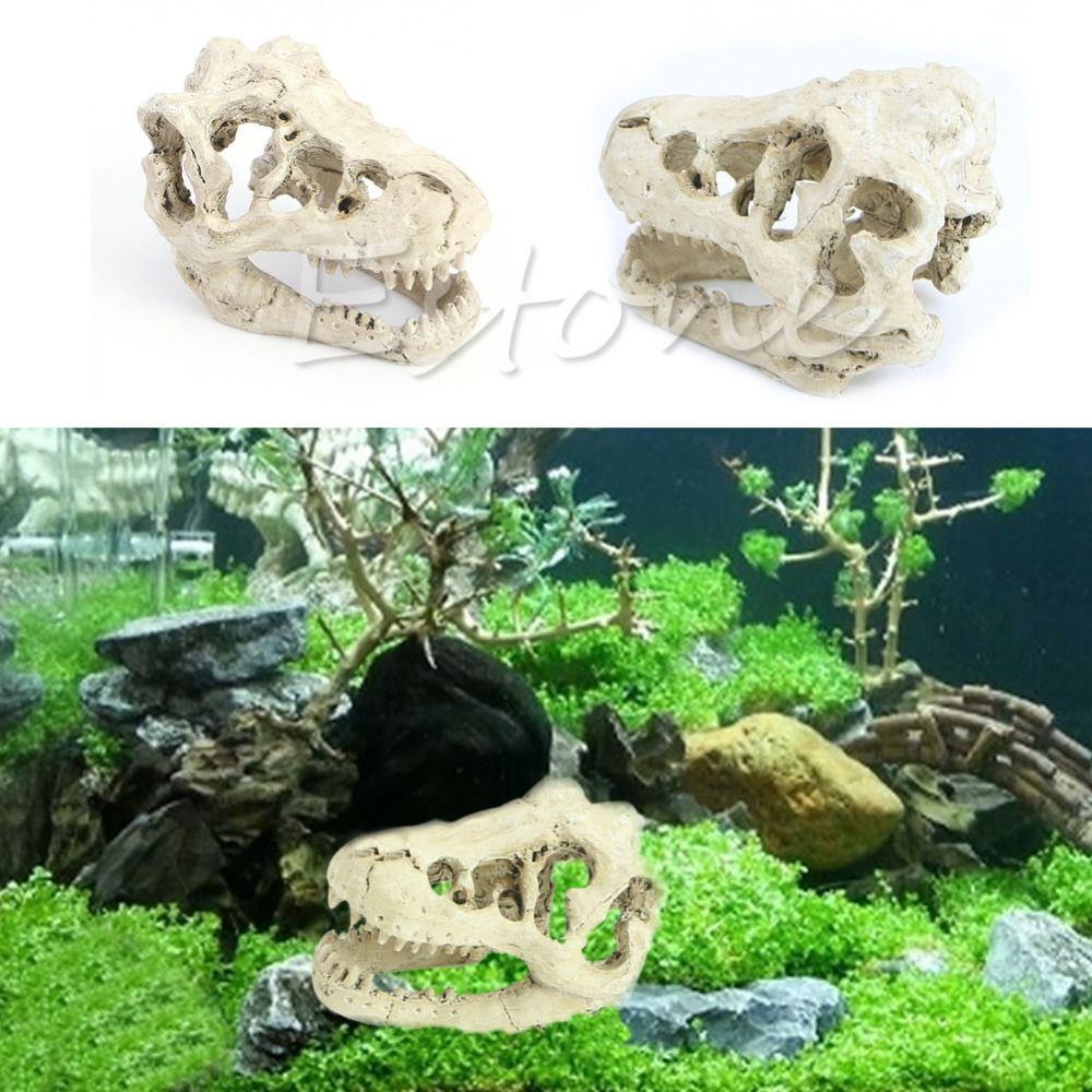 1Pc New Style Realistic Tyrannosaurus Scale Dinosaur Skull