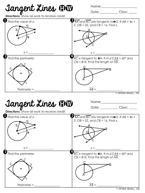 Circle Basics Unit Part 1 Secondary Math Classroom Geometry Worksheets Secondary Math