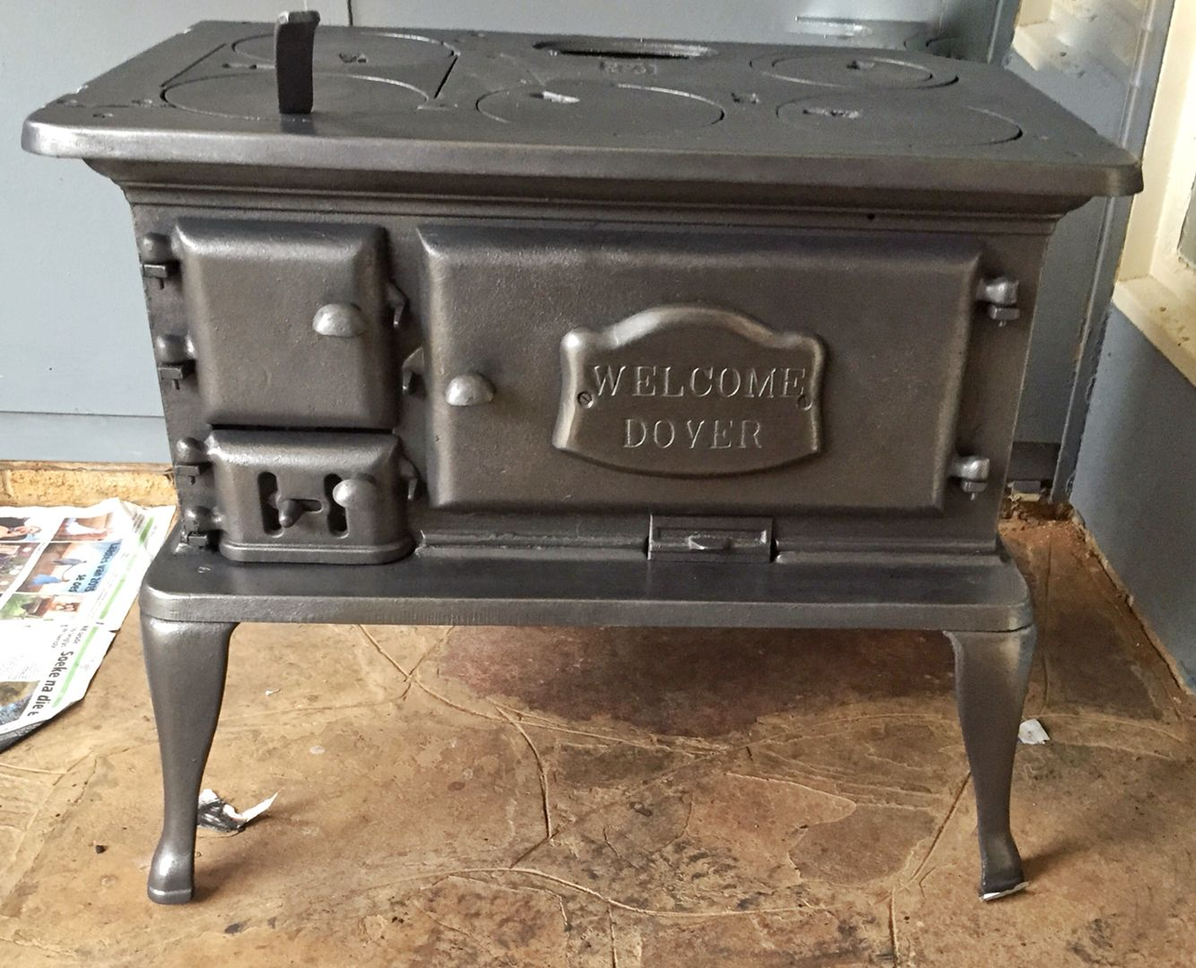 Welcome Dover Stove No8 , woodstove | Welcome Dover Stove | Pinterest