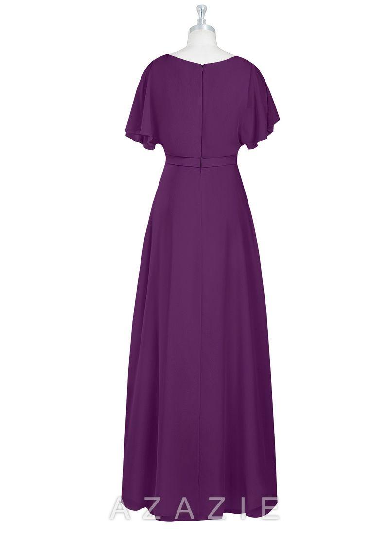 Azazie Aaliyah | Purple dresses | Pinterest