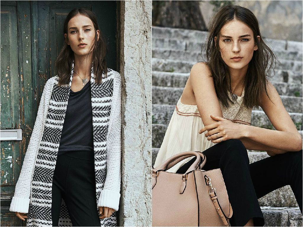 La collection H M automne-hiver 2015-2016    http   www.taaora.fr ... 1c9bfabcbba