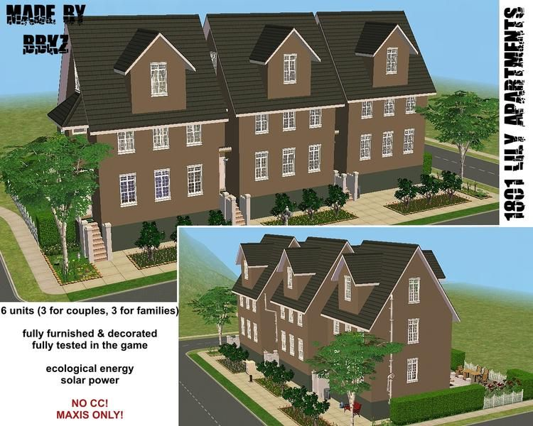 's 1801 Lily Apartments