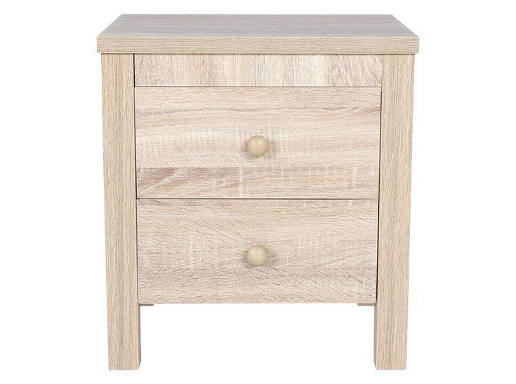 Imagen para velador sonoma oak de ripley casa nueva for Saga falabella muebles