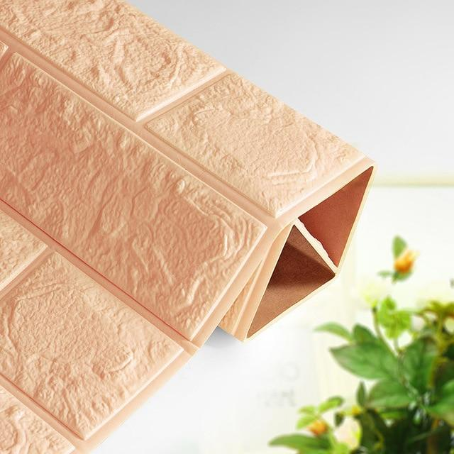Best Diy Self Adhesive 3D Wall Stickers Bedroom Decor Foam 640 x 480