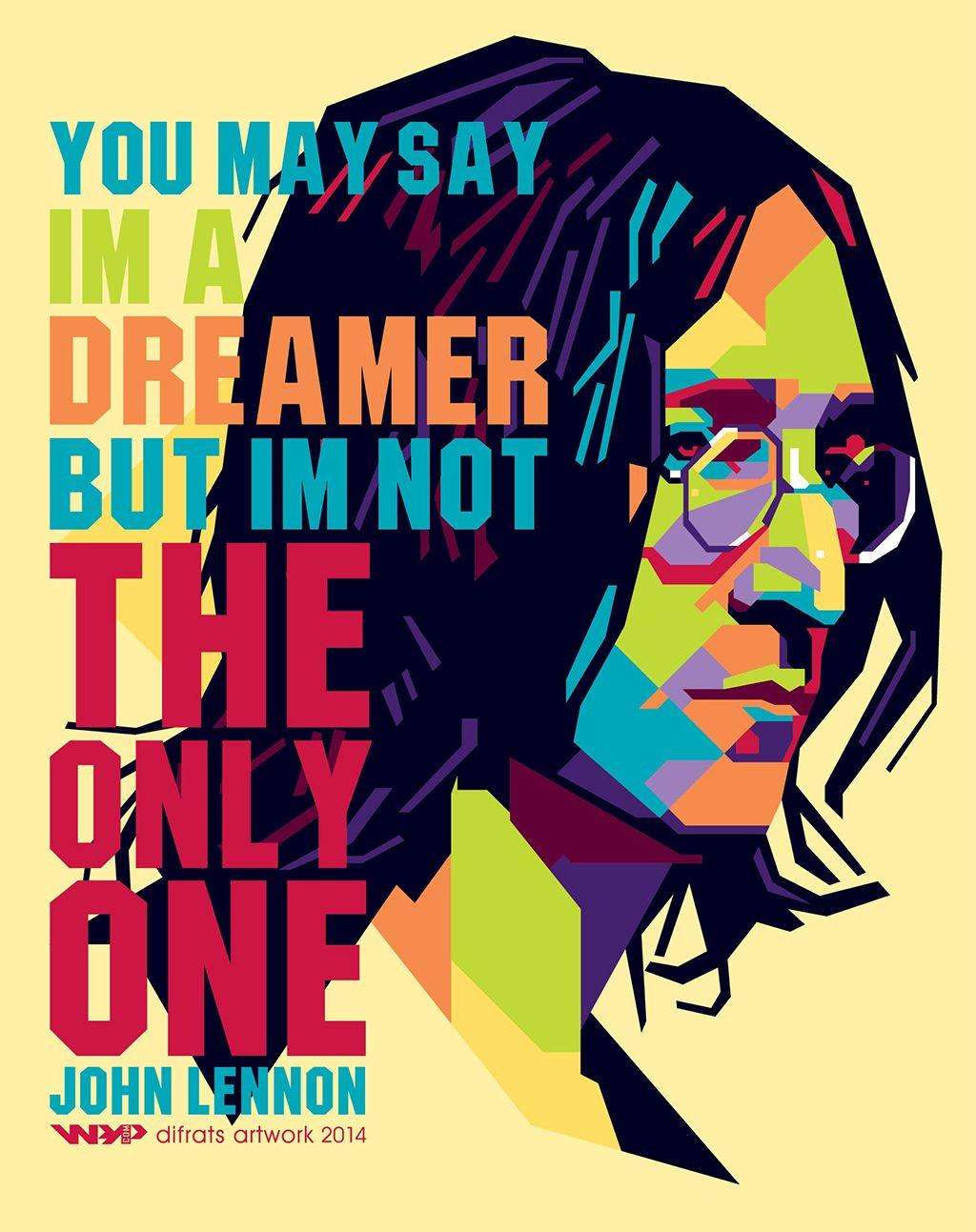 a04bcfcbe23a0 John Lennon wpap by difrats More