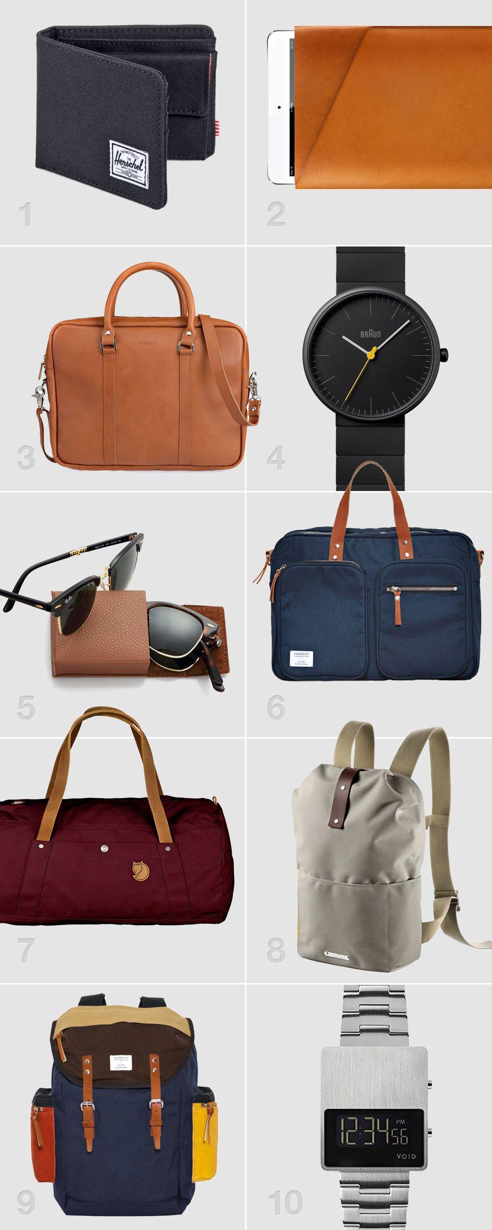 WGT14: Accessoires-Geschenkideen | Pinterest | Rucksäcke, Wgt und ...