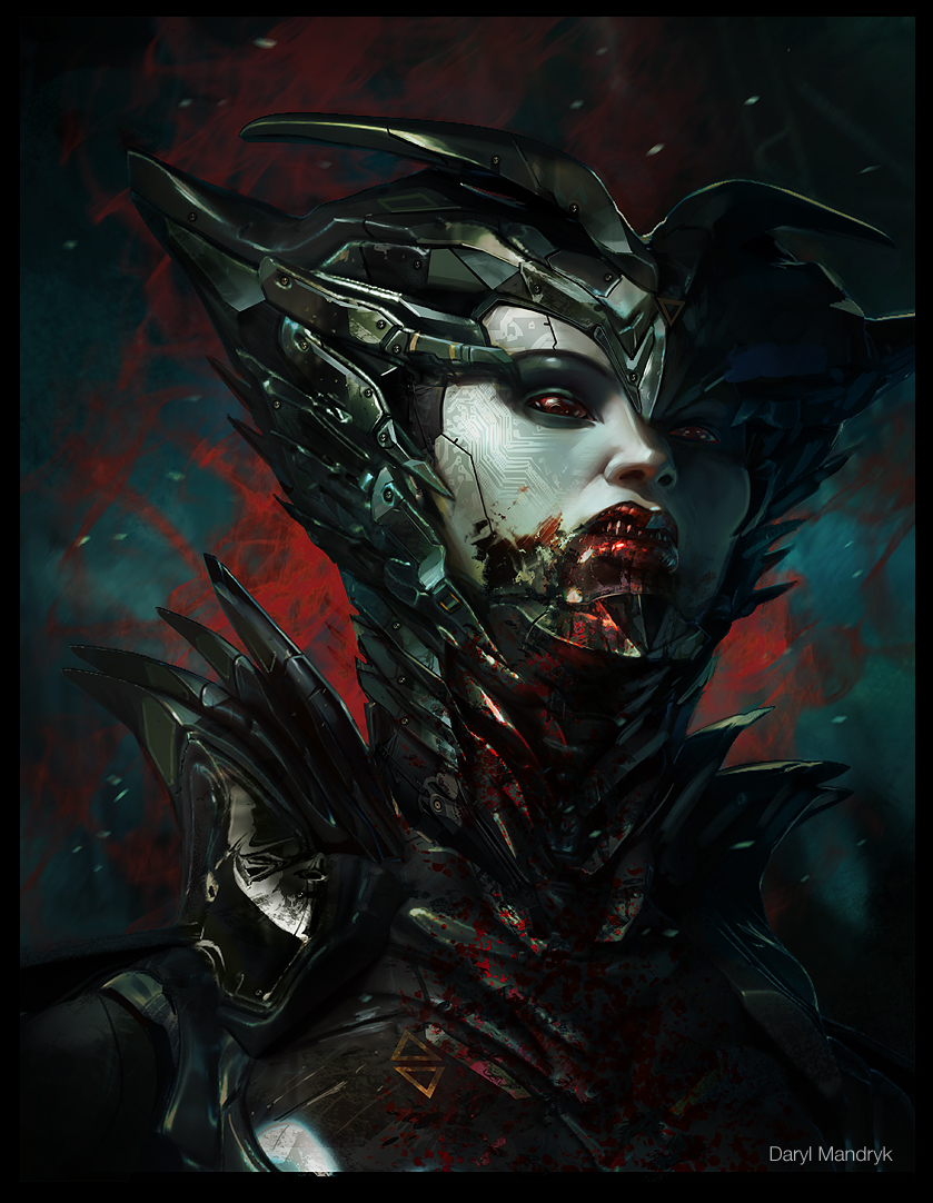 Check out this wicked character design by concept artist Daryl Mandryk! http://goo.gl/03ZDXh #illustration pic.twitter.com/C91VXnvUS7