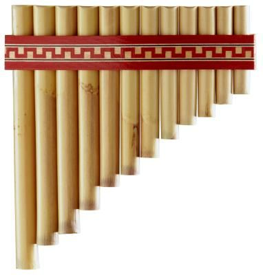 How to Create a Pan Flute | Make it | Pan flute, Wooden