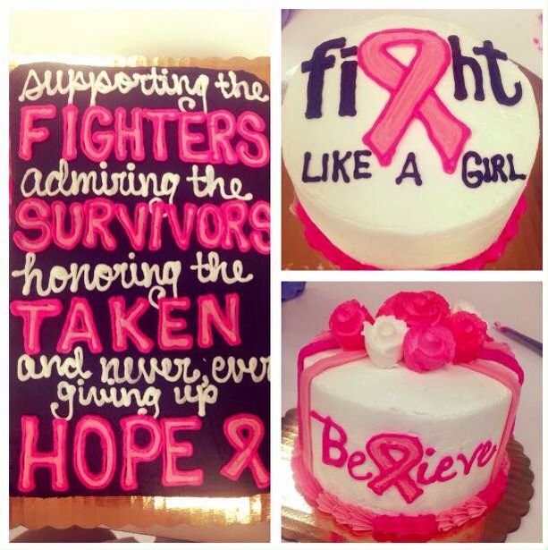 for breast cancer awareness month