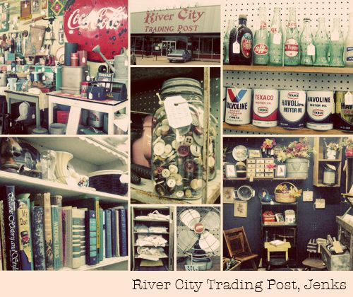 Flea Markets Trading Posts And Antique Shops Treasure Hunting In