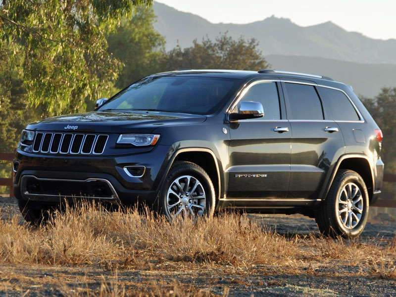 Awesome Jeep Grand Cherokee Diesel 2015