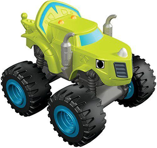 Fisher Price Nickelodeon Blaze The Monster Machines Zeg Vehicle