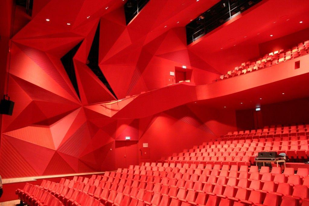 Agora Theatre - Lelystad, The Netherlands / 2007 / UN Studio