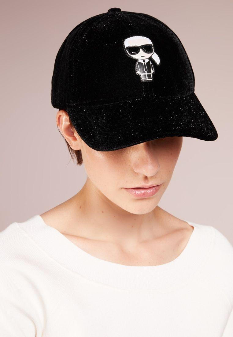 b1a50b52 IKONIK CAP - Casquette - black @ ZALANDO.FR 🛒 in 2019 | Headwear ...