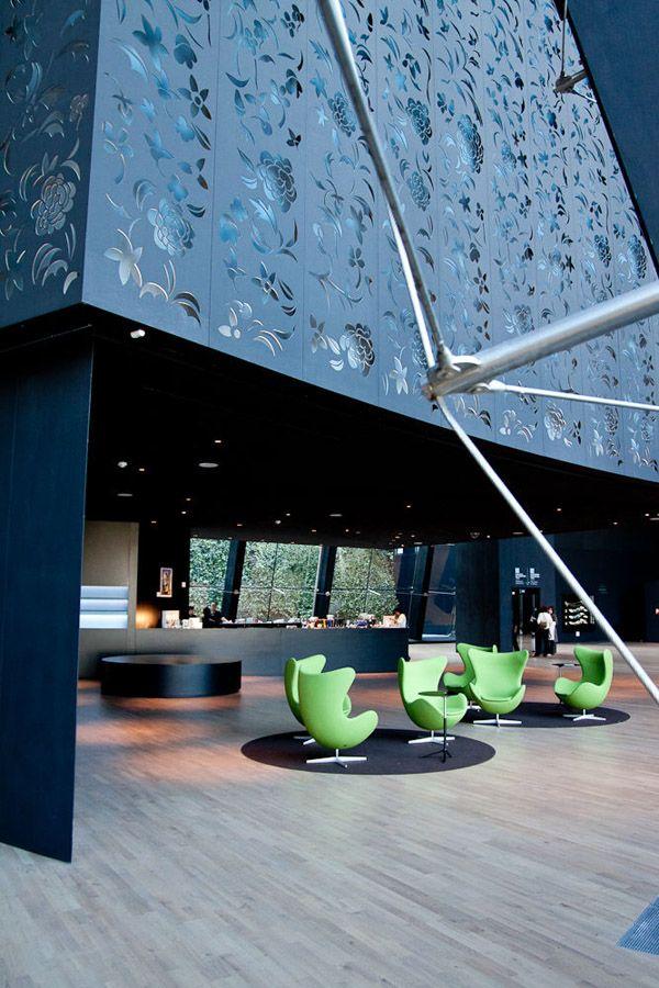 Balenciaga Museum  #museum #balenciaga #arquitectura #architecture #egg #chair #getaria #museo