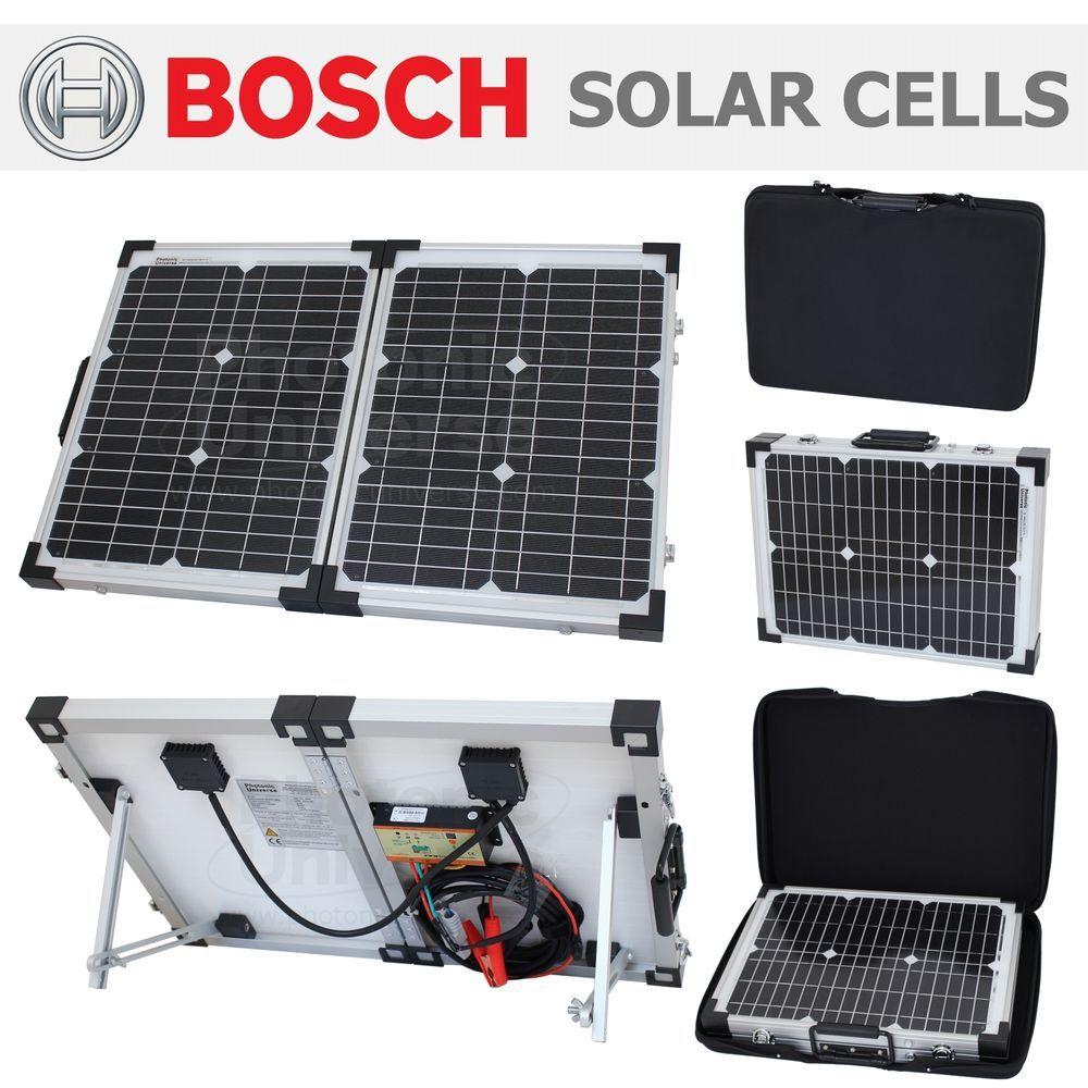 40w 12v Portable Solar Battery Charger For Motorhome Caravan Boat Yacht Camping Photonicuniverse Solar Panels Solar Panel Kits Solar