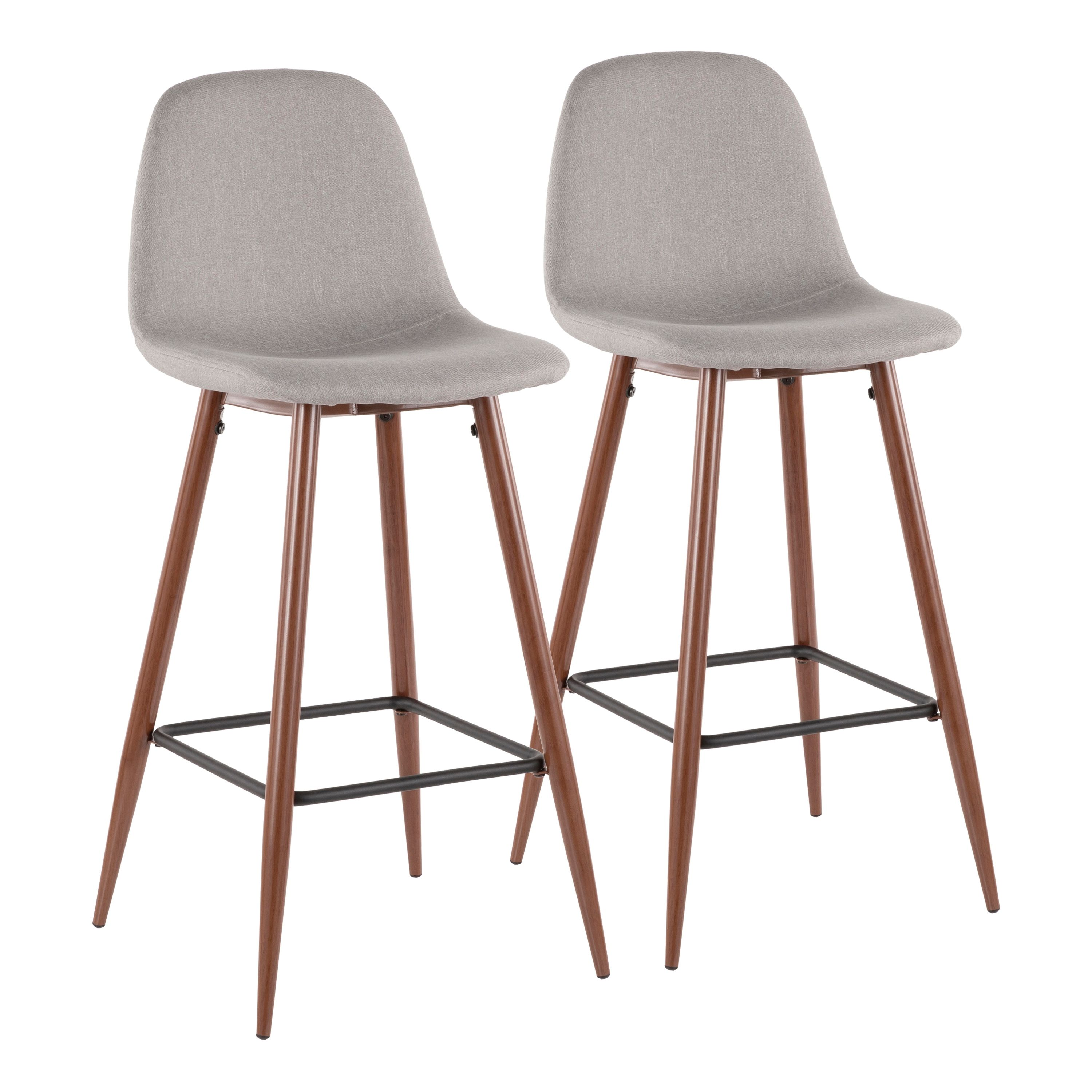 finest selection 27f09 8fb10 Trevi Barstool (Set of 2), Yellow/Gray/Black | Products in ...