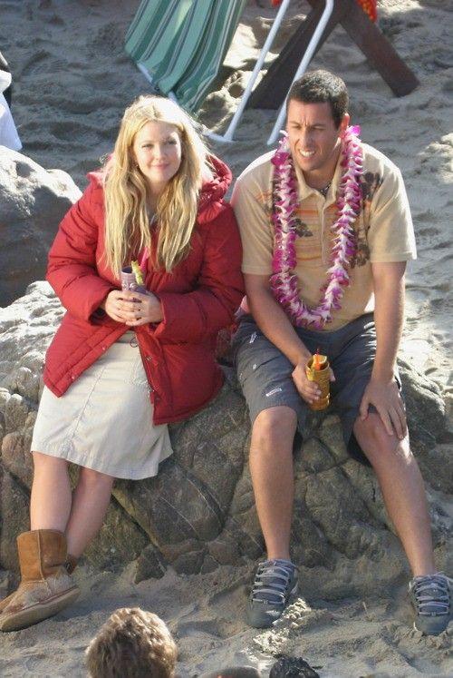 Pin De Spencer Hasting En Drew Barrymore Adam Sandler Comedias