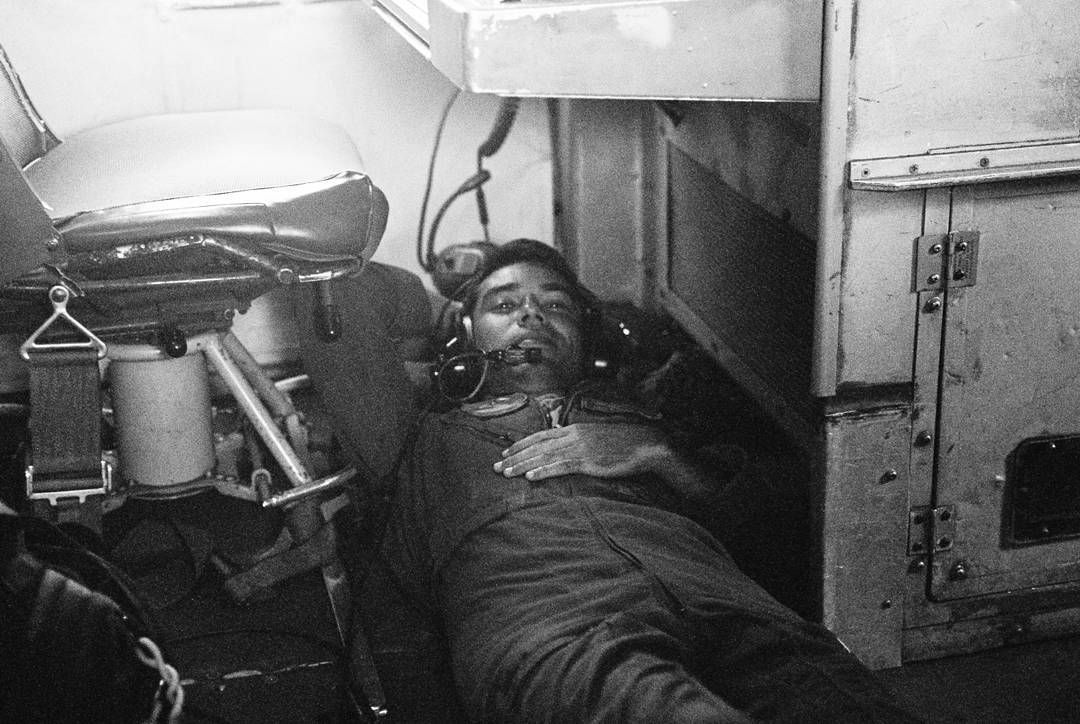Last film scans from deployment are in here's one of yours truly catching some zzzs after a flight.  #Ilford #xp2 developed by @thefindlab shot on a #nikonf3 pushed 1 stop by aaronrosaphotography