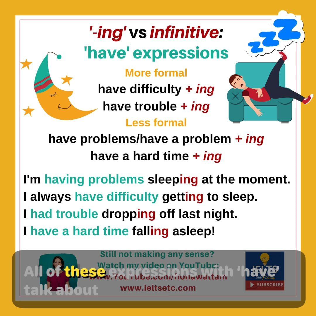 Ing Problems Sleeping