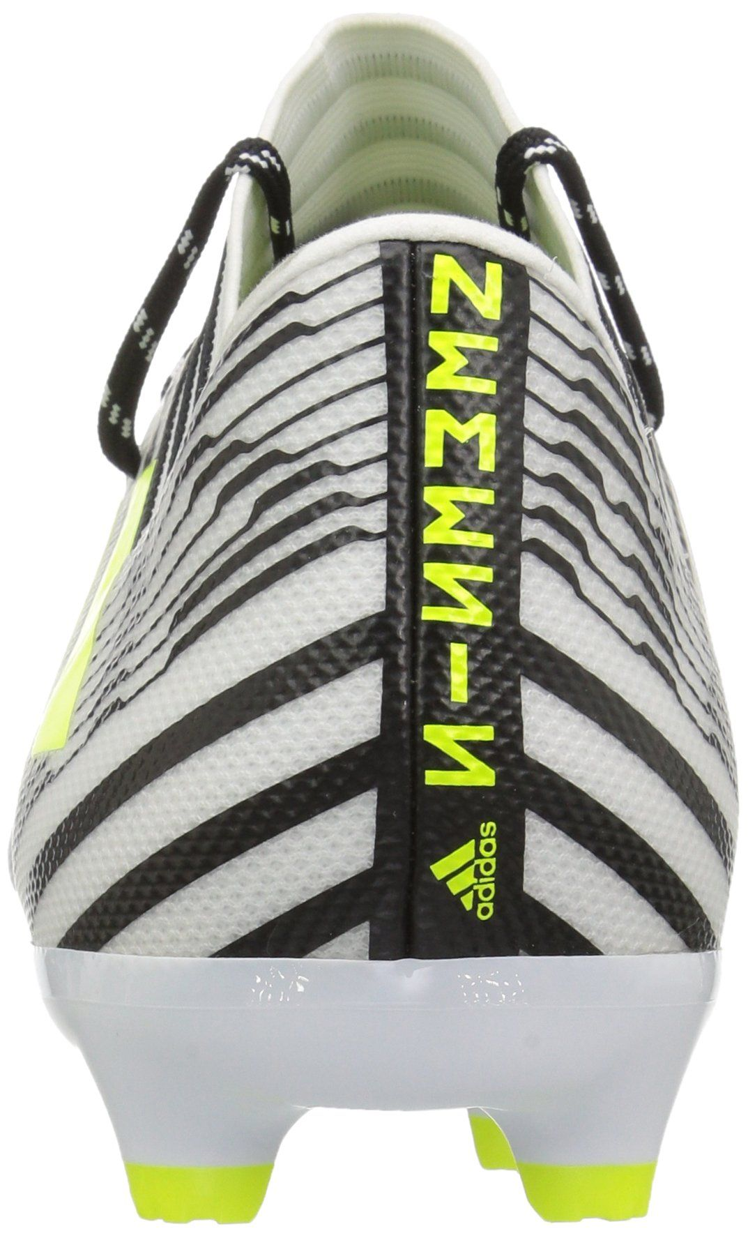 c105fa2955aa adidas Mens Nemeziz 17.3 Firm Ground Cleats Soccer Shoe White Solar Yellow  Black 6.5 M US -- Visit the image link more details. (This is an affiliate  link) ...